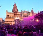 Holi' celebrations