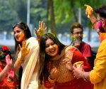 Holi celebrated in traditional styles in Uttarakhand