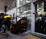 CHINA HONG KONG VIOLENCE SITUATION