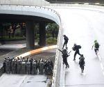 CHINA HONG KONG PROTEST VIOLENCE