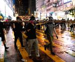 HK mask ban legal when aimed at unauthorised demonstrations