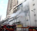 CHINA HONG KONG BLAZE