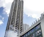 CHINA HONG KONG INDUSTRIAL BUILDING FIRE
