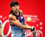 CHINA HONG KONG TENNIS WTA
