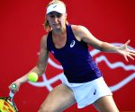CHINA HONG KONG TENNIS WTA HONG KONG OPEN