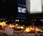 HK braces for violent clashes on 4th day of protests