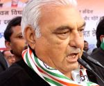 Hooda concerned over Covid surge in Haryana villages