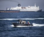 IRAN STRAIT OF HORMUZ MILITARY SECURITY