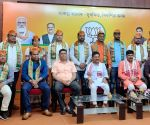 Several leaders of Assam opposition parties leaders join BJP
