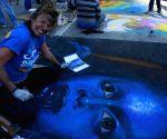 Houston (United States): Street graffiti contest