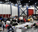 U.S. HOUSTON FLOODING SHELTER