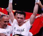 U.S. HOUSTON WBA BOXING XU CAN