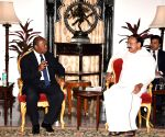 Houston Mayor Turner meets VP Venkaiah Naidu