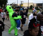 U.S. HOUSTON HALLOWEEN THEMED RUN