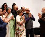 Kashmiri Pandit diaspora endorses axing Article 370, meets Modi