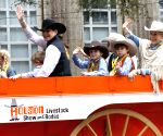 U.S. HOUSTON RODEO PARADE