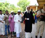 Howrah (West Bengal): 2019 Lok Sabha elections - Phase V - Voting underway