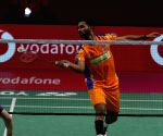 HS Prannoy stuns Lin Dan to advance in World Championships