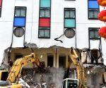 CHINA HUALIEN EARTHQUAKE RESCUE