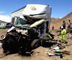 PERU HUARMEY ACCIDENT CRASH