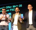 Launch of Huawei Mate 20 Pro