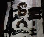 Terror hideout busted in J&K; arms, ammunition seized