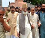 Syed Ali Shah Geelani arrested