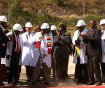 ZIMBABWE HWANGE CHINESE FUNDED POWER PLANT