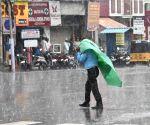 No respite from rains, 3 more days of rainfall forecast for Andhra
