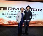 Vijay Deverakonda says he is a fan of Arnold Schwarzenegger