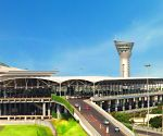 Free Photo: Hyderabad: Hyderabad Airport bags ACI ASQ best airport award