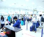 Free Photo: Hyderabad Airport uses video analytics to enhance passenger safety