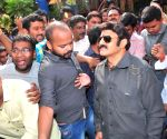 Balakrishna watches Lion Movie