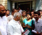 Bandaru Dattatreya meets EFLU VC