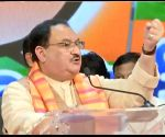 Telangana government neck-deep in corruption: Nadda