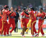 Hyderabad: CCL 5 Final Telugu Warriors Vs Chennai Rhinos Match