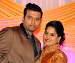 Talasani Srinivasa Yadav's daughter marriage reception