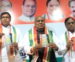 V Hanumantha Rao's book launched in Hyderabad