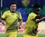 Hyderabad run riot in Guwahati, end season in style