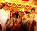 Danam Nagender's daughter's marriage