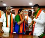 Purandeswari to be BJP candidate from Vizag LS seat