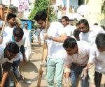Hero Ram Swachh bharat event