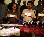 Fake currency racket busted, five arrested