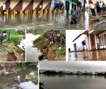 Heavy rains lash Hyderabad, other areas in Telangana