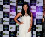 Sania Mirza on the sets of 'Pix school of Bonding'