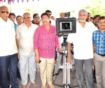 Hyderabad: Launch of film Anaganaga Oka Chitram