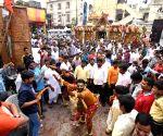 Mahankali Bonalu celebrations
