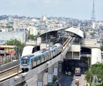 Hyderabad Metro Rail advisory to passengers amid night curfew