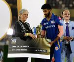 Diana Edulji hits out at one-sided 'IPL trophy' reports