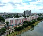 Hyderabad : Municipal Administration and Urban Development Minister KT Rama Rao announced that the 2BHK houses located near Hussain Sagar would soon be handed over to beneficiaries in Hyderabad.